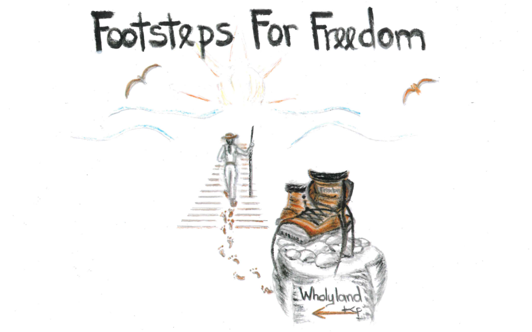 Footsteps For Freedom Welcome Celebration